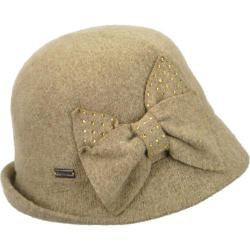 Women's Betmar Betty Cloche Camel