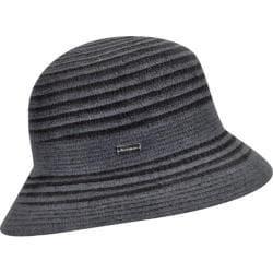 Women's Betmar Landis Bucket Hat Black