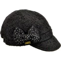 Women's Betmar Stephanie Cap Black
