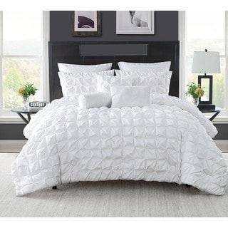 VCNY Maya 8-piece Comforter Set King Size(As Is Item)
