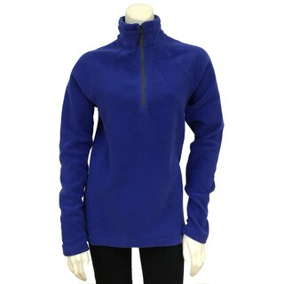 Narragansett Traders Women's Medium Weight Fleece Quarter-zip Pullover