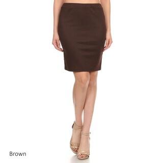 Women's Pencil Mini Skirt