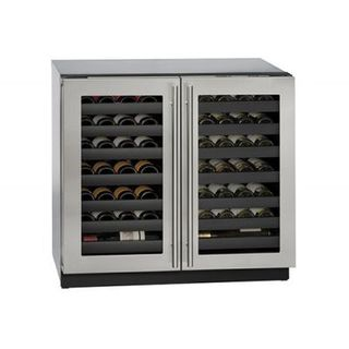 U-Line 3000 Series 3036WC - 36 Inch Stainless Wine Captain