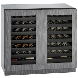 U-Line 3000 Series 3036WC - 36 Inch Integrated Wine Captain