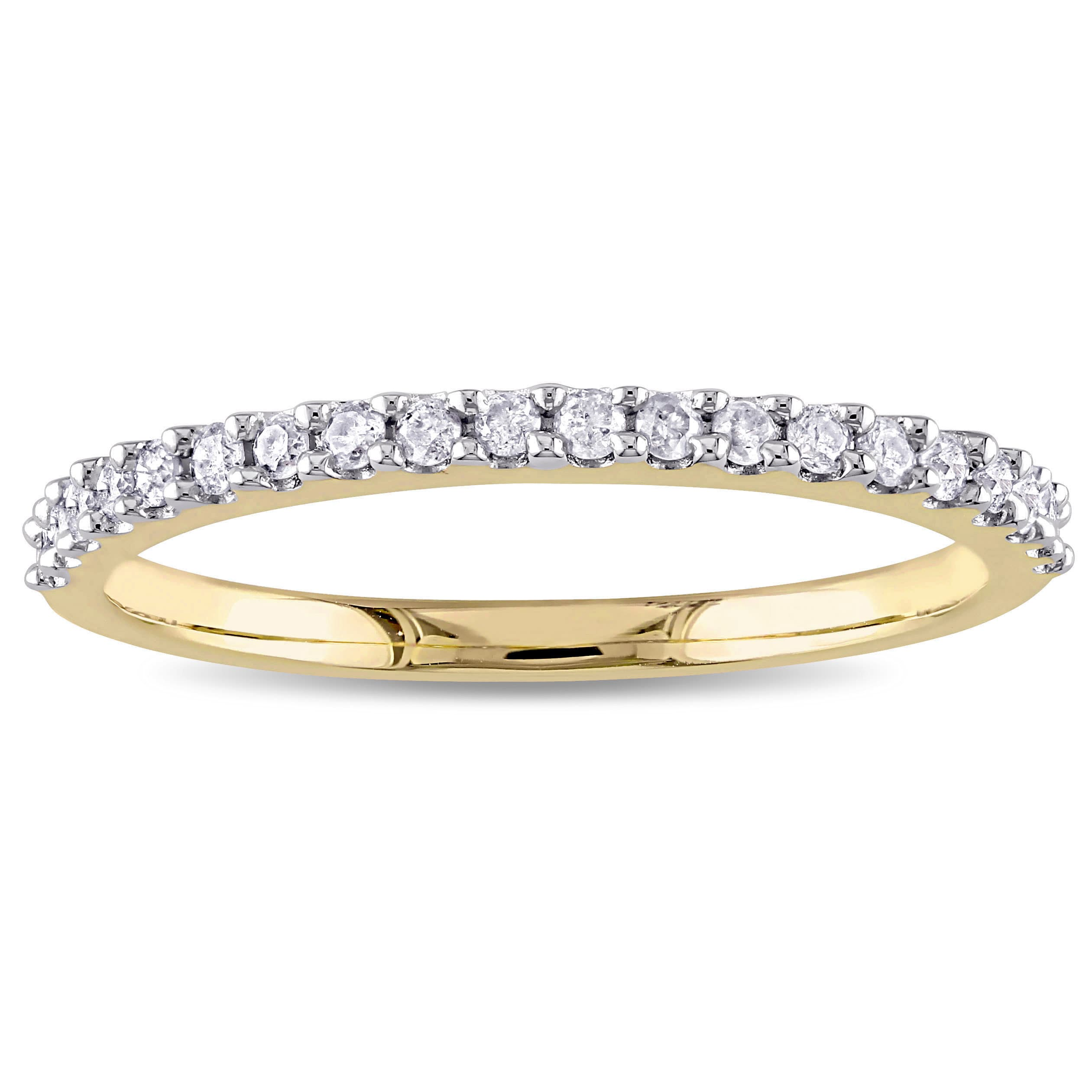 Stackable Women S Wedding Bands Bridal Rings For Less