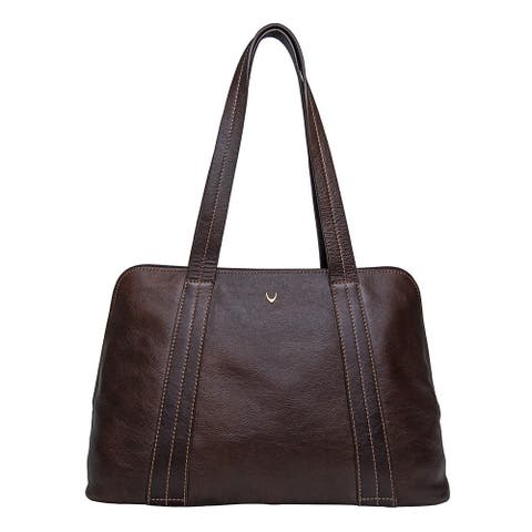 Hidesign Cerys Large Multi-compartment Leather Tote Bag
