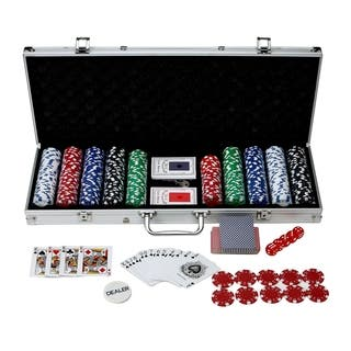 Hathaway Monte Carlo Poker Set (500 Pieces)|https://ak1.ostkcdn.com/images/products/12707068/P19488828.jpg?impolicy=medium