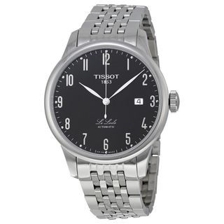 Tissot Men's T41148352 'Le Locle' Automatic Stainless Steel Watch
