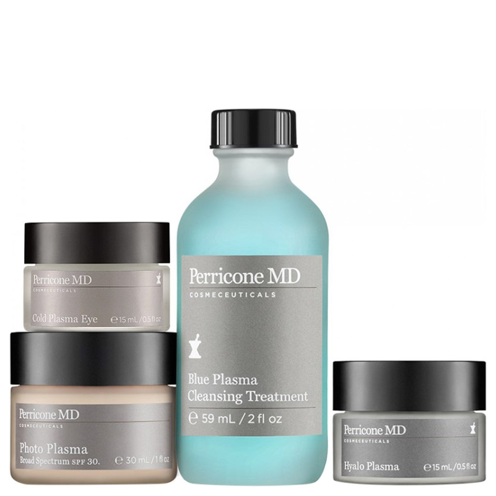 N.V. Perricone M.D. Plasma Essentials Set (Skin Care Syst...