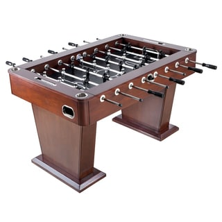 Hathaway Millennium Wooden 55-inch Foosball Table