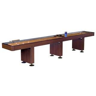 Hathaway Challenger Walnut 14-foot Shuffleboard