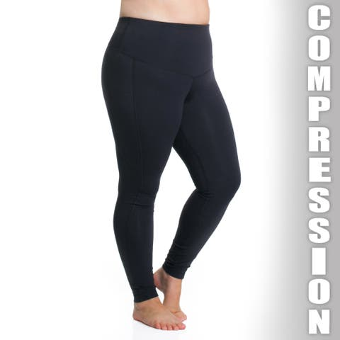 Rainbeau Curves Curve Basix Compression Tights