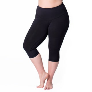 Rainbeau Curves Curve Basix Compression Capri Leggings (4 options available)