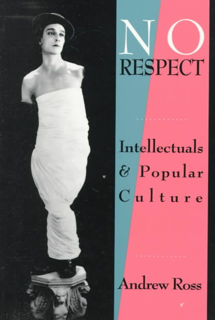 No Respect: Intellectuals and Popular Culture (Paperback)