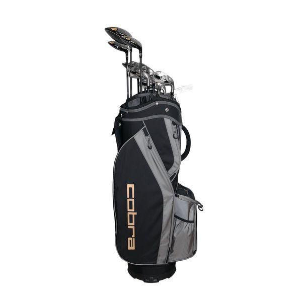 Cobra FLYZ S Men's 8-piece Right Hand Complete Golf Set