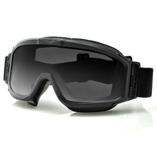 Bobster Z87 Alpha Ballistics Goggles With 2 Lenses