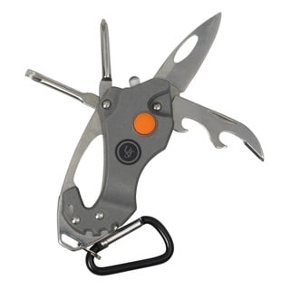 UST FlashBlade Grey Stainless Steel Recharge Multi-Tool 1.0