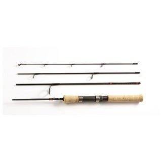 Daiwa Spinmatic 4-piece Travel Rod with Case