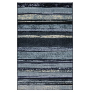 Mohawk Home New Wave Rainbow Dusk Area Rug (7'6 x 10')