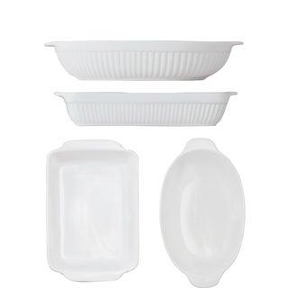 Berghoff Bianco Baking Dishes (Set of 2)