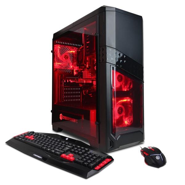 CYBERPOWERPC Gamer Ultra GUA3120OS w/ AMD FX-4300 3.8GHz Gaming Computer