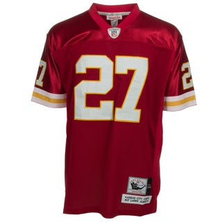 Larry Johnson Jersey #27 NFL Kansas City Chiefs Mitchell & Ness in Red