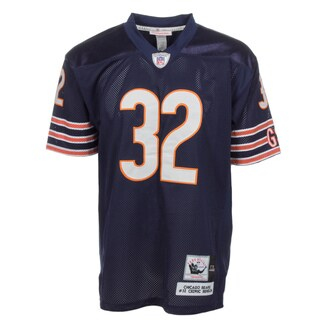 Cedric Benson Jersey #48 NFL Chicago Bears Mitchell & Ness in Navy