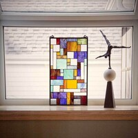 Traditional Stained Glass Panels