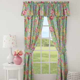 Haute Girls Rosalie Curtain Panel Pair