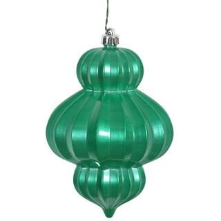 Seafoam Candy Lantern 6-inch Ornaments (Pack of 3)