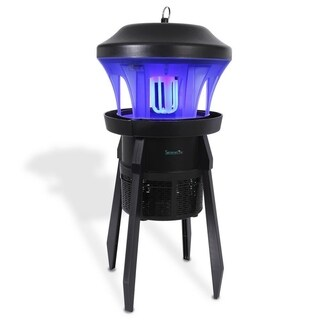 Pyle Indoor/ Outdoor Waterproof Chemical-free Electric Bug Zapper