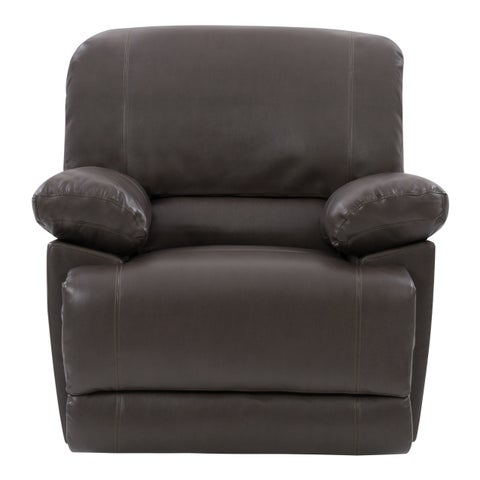 CorLiving Lea Bonded Leather Recliner