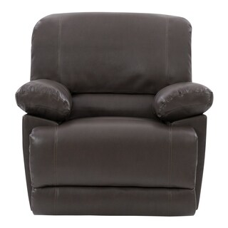 CorLiving Lea Bonded Leather Reclining Chair