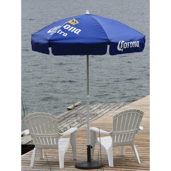 Shop Destinationgear Corona Vinyl 6 Foot Patio Umbrella