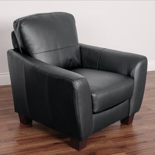 CorLiving Jazz Bonded Leather Chair