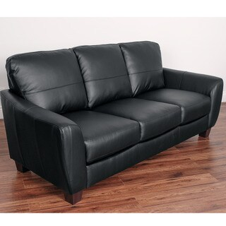 CorLiving Jazz Bonded Leather Sofa