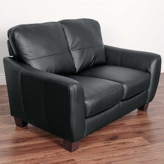 CorLiving Jazz Bonded Leather Loveseat