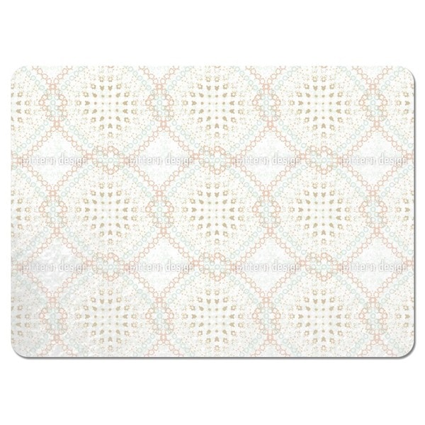 Checks Soft and Moving Placemats (Set of 4)