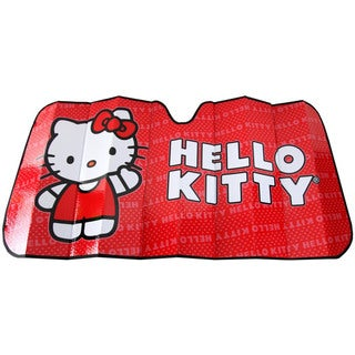 Hello Kitty Car Sunshade Auto Accessories 58-Inch x 28-Inch