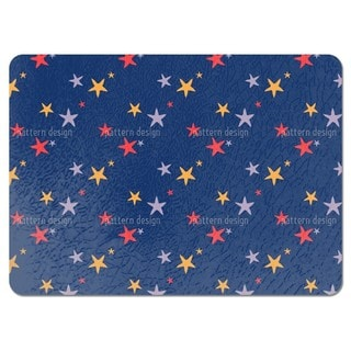 The Starfish Family Placemats (Set of 4)