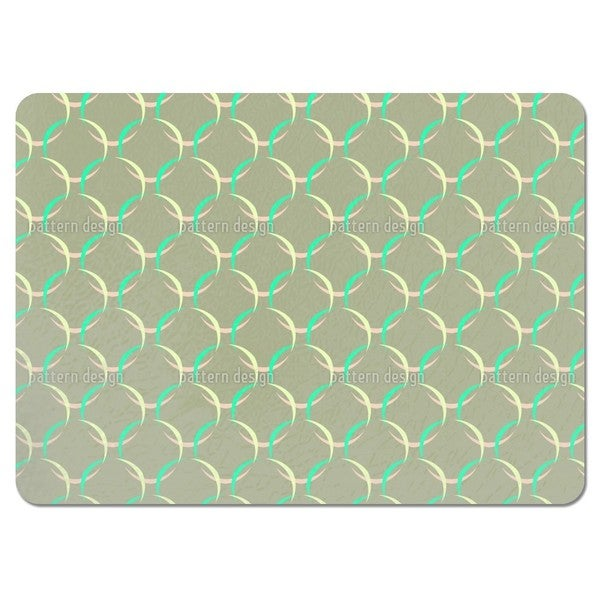 Springtime Mesh Placemats (Set of 4)
