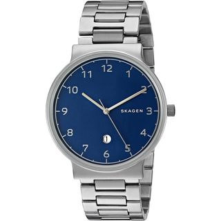 Skagen Men's SKW6295 'Ancher' Stainless Steel Watch