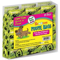 Eco-Friendly Dog Waste Bags (Set of 500 or 1000) - Multi