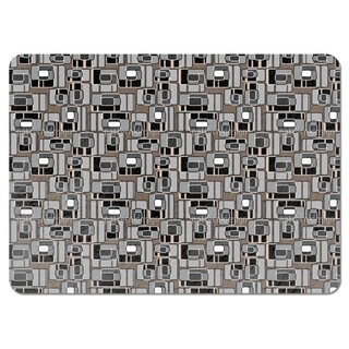 Overflight in Grey Placemats (Set of 4)