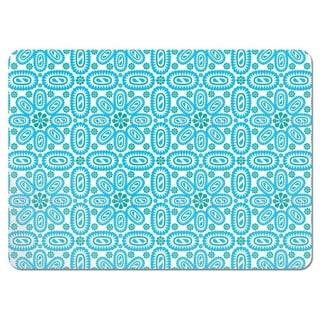 Blue Leaf Placemats (Set of 4)