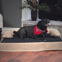 PETMAKER Orthopedic Memory Foam Dog Bed