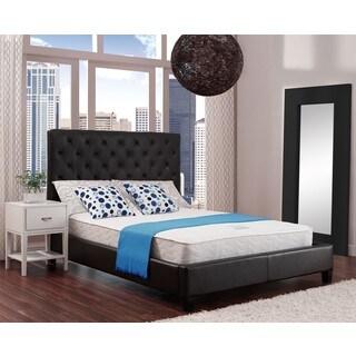 DHP Signature Sleep RenewGel 8-inch Full-Size Memory Foam/ Coil Mattress
