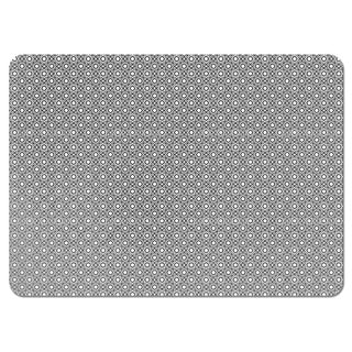 Islamic Black and White Placemats (Set of 4)