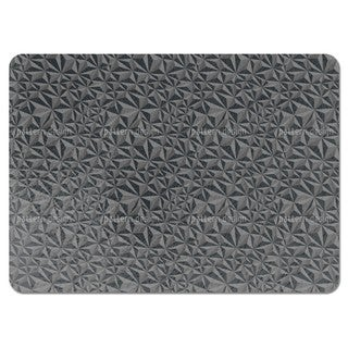 Paper Geometry Dark Grey Placemats (Set of 4)