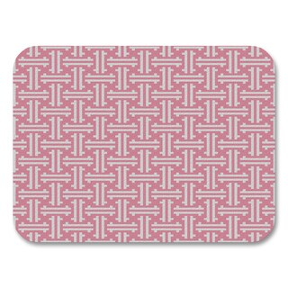Rodeo Pink Weave Placemats (Set of 4)